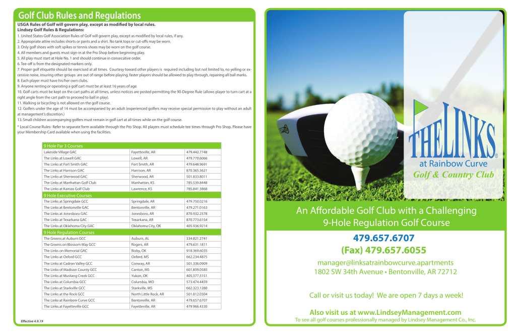 Membership Brochure 1