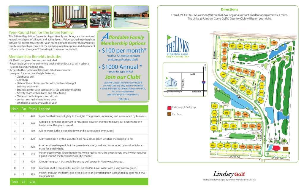 Membership Brochure 2